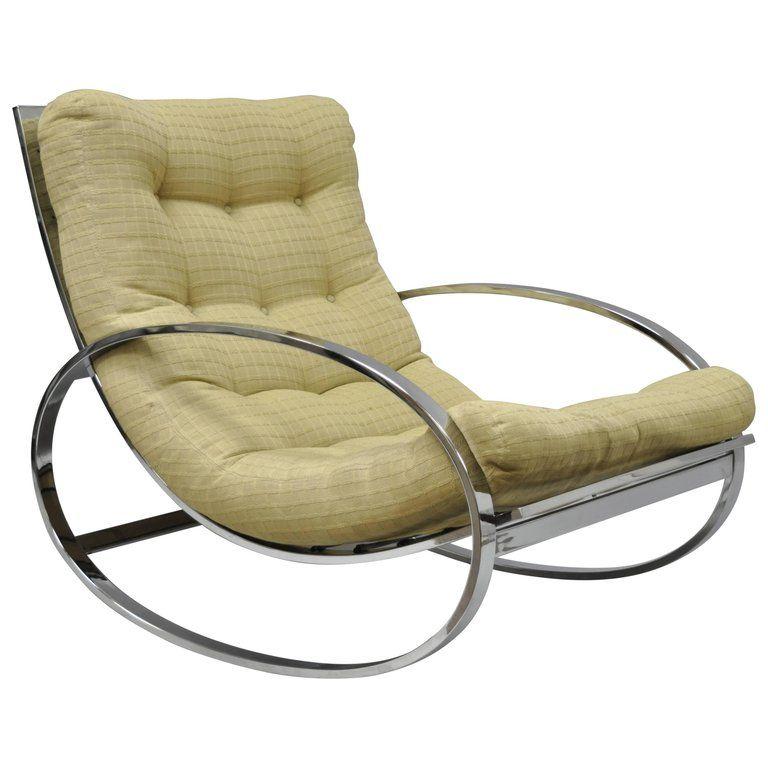 Awe Inspiring Selig Rocking Chair Renato Zevi Ellipse Rocker Milo Inzonedesignstudio Interior Chair Design Inzonedesignstudiocom