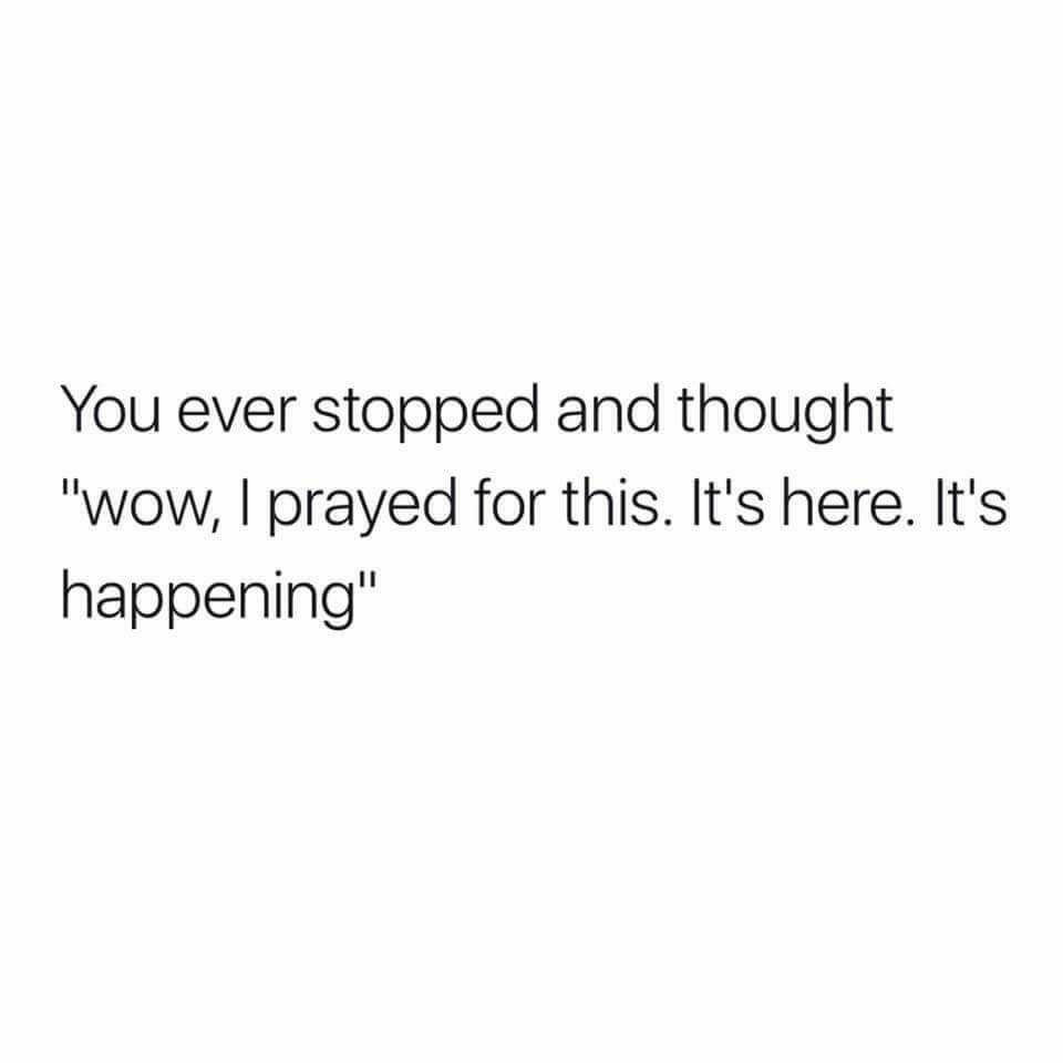 Have You Ever Prayed and Meant It?