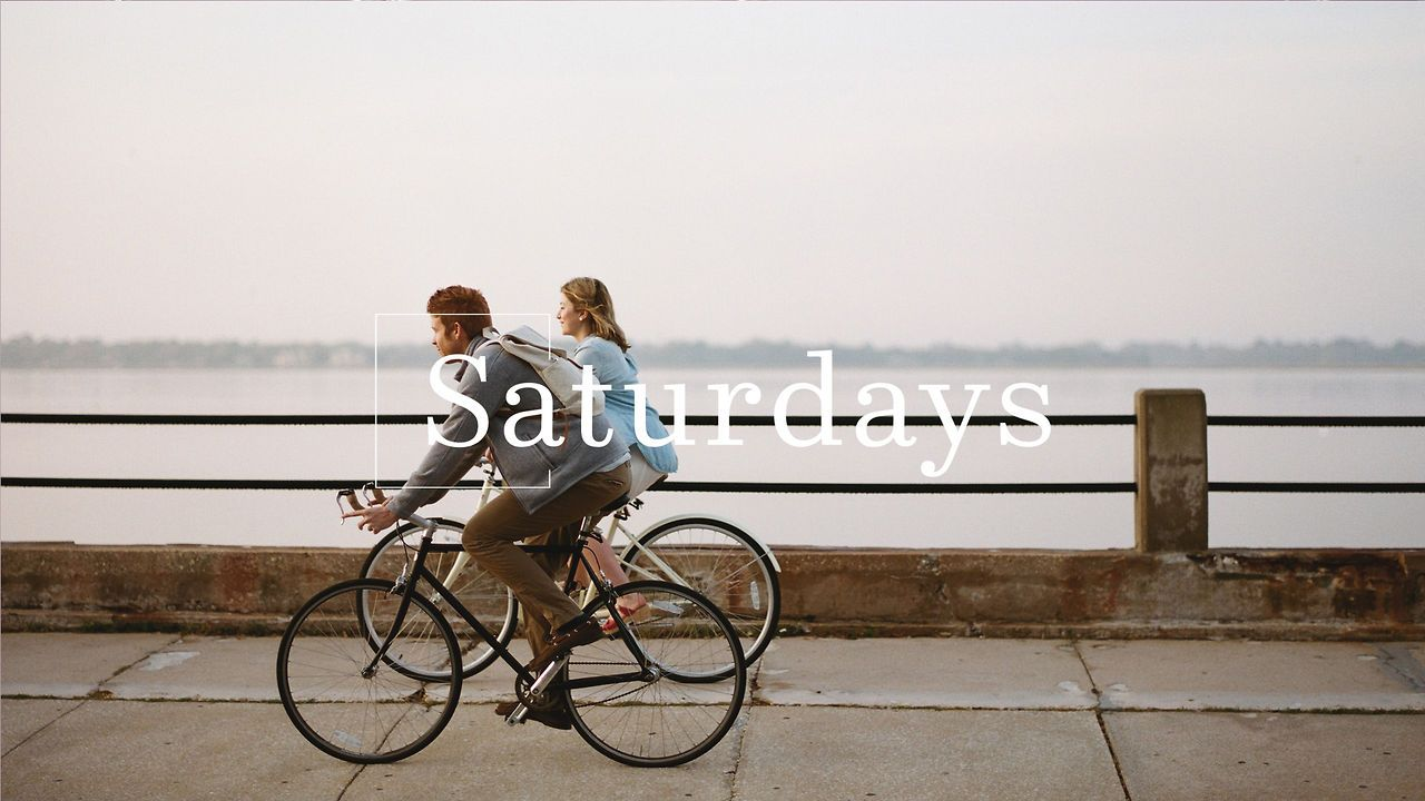 Kinfolk Saturdays in Charleston. Our Kinfolk Saturdays film series continues with a mini City Guide day trip on two wheels through the sun-f...