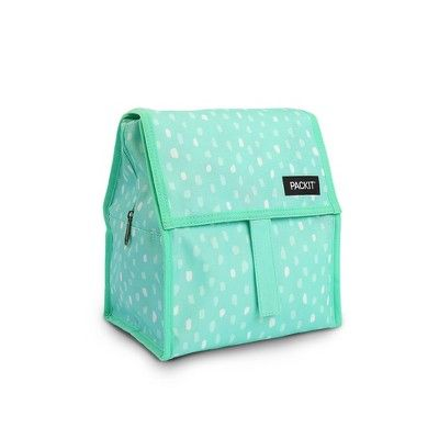 Packit Lunch Sack Mint Spritz With Images Sack Lunch