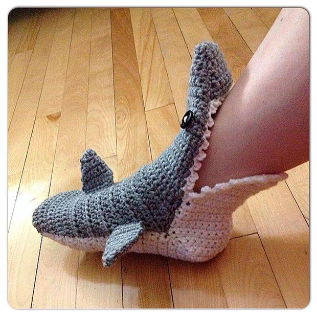 Einhörner Haie Und Co Als Schlapfen Geschenke Pinterest