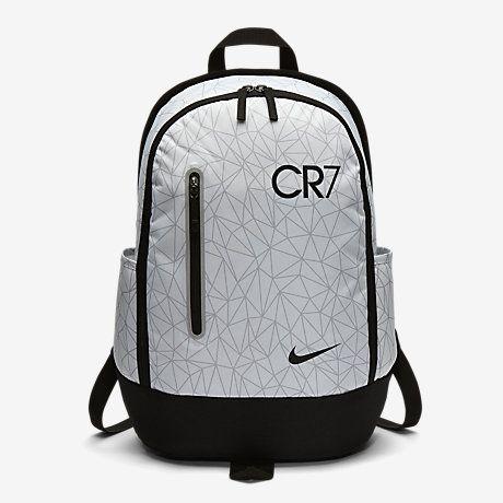 2c3518cdebcd CR7 Kids  Football Backpack