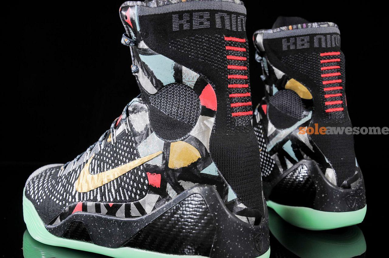 Nike Kobe 9 Elite Devotion All Star Detailed Pictures ... 2dd7526cf113