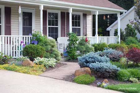 Landscaping Ideas Front Porch erikhanseninfo