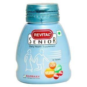 Revital Senior Old Buy Online At Lowest Price In India Bigchemist