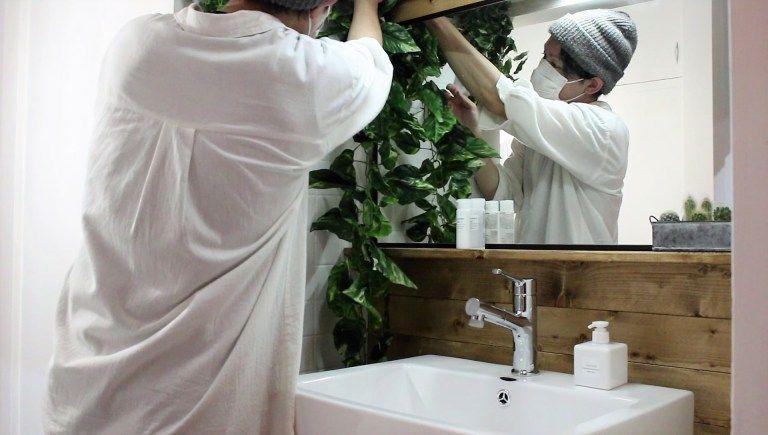 洗面台 おしゃれまとめの人気アイデア Pinterest Tony Tony Ssc 洗面台 リフォーム 洗面所