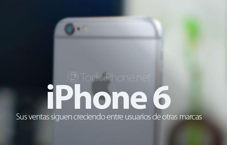 iphone-6-ventas-crecen-usuarios-otras-marcas