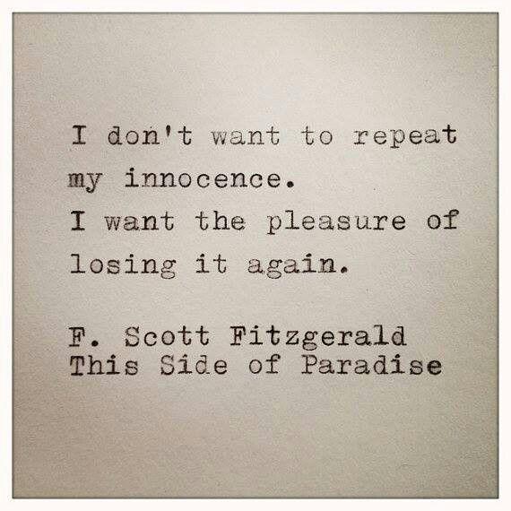 I Regret Nothing In My Past And Look Eagerly Forward To My Future Worte Zitate Scott Fitzgerald Zitate Zitate Zum Thema Leben