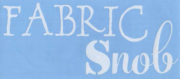 Car decal fabric snob white