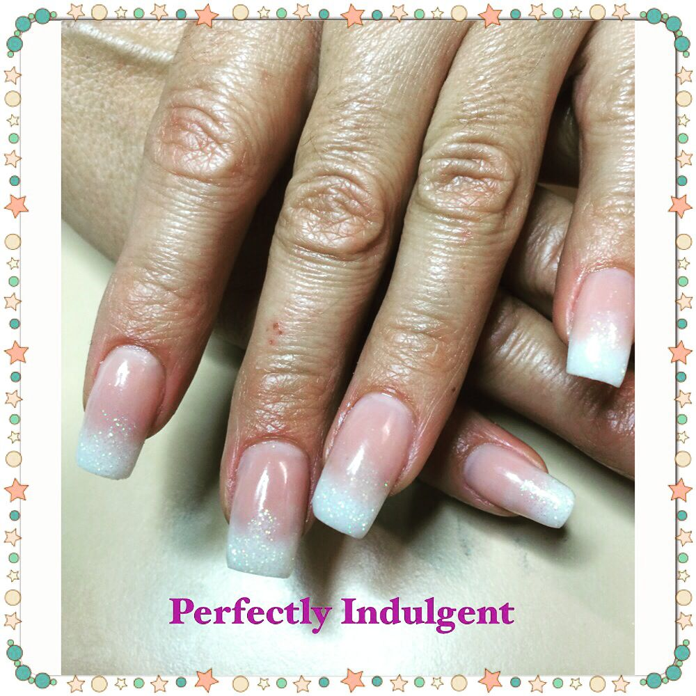 About baby boomer nail art tutorial by nded on pinterest nail art - Sculpted Baby Boomer Nails