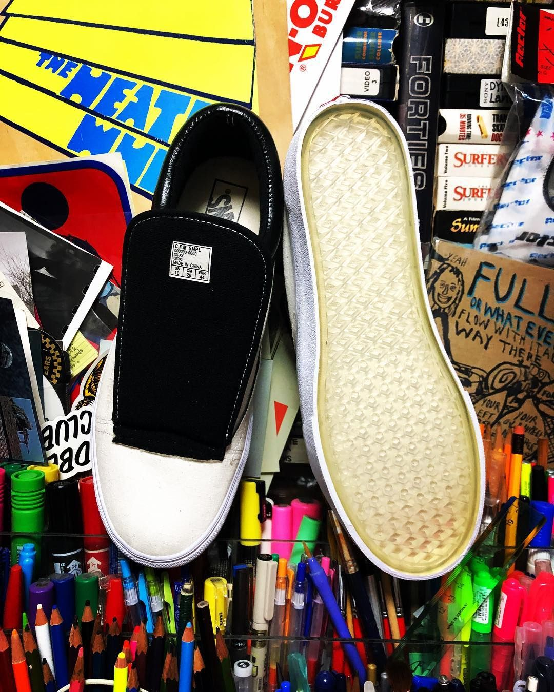 1f2754451698 SSZ And Vans Add Double Tongues To The Old Skool