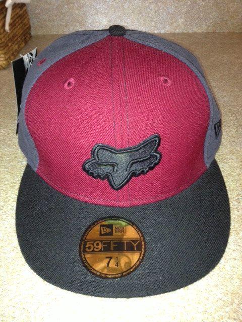 74a40f7f FOX RACING FLAT BILL!!! | flat bill hats for boys and girls | Gorras ...