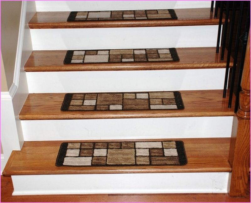 Carpet Stair Treads Lowes Stair Treads Carpet Lowes Home Design Ideas