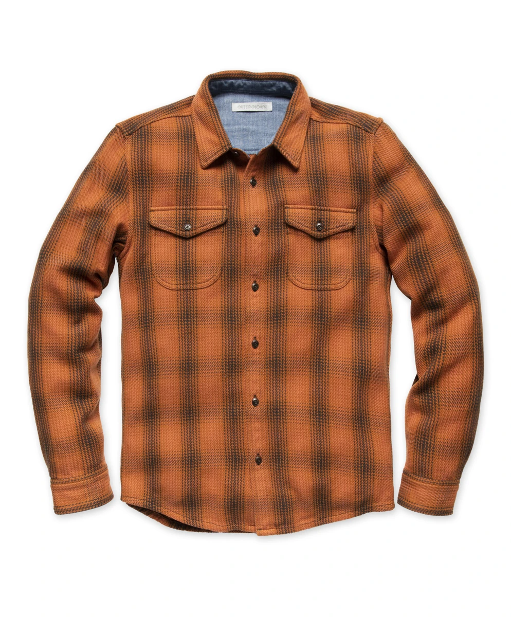 Chemise de couverture   – Basic Year Round Capsule for Men