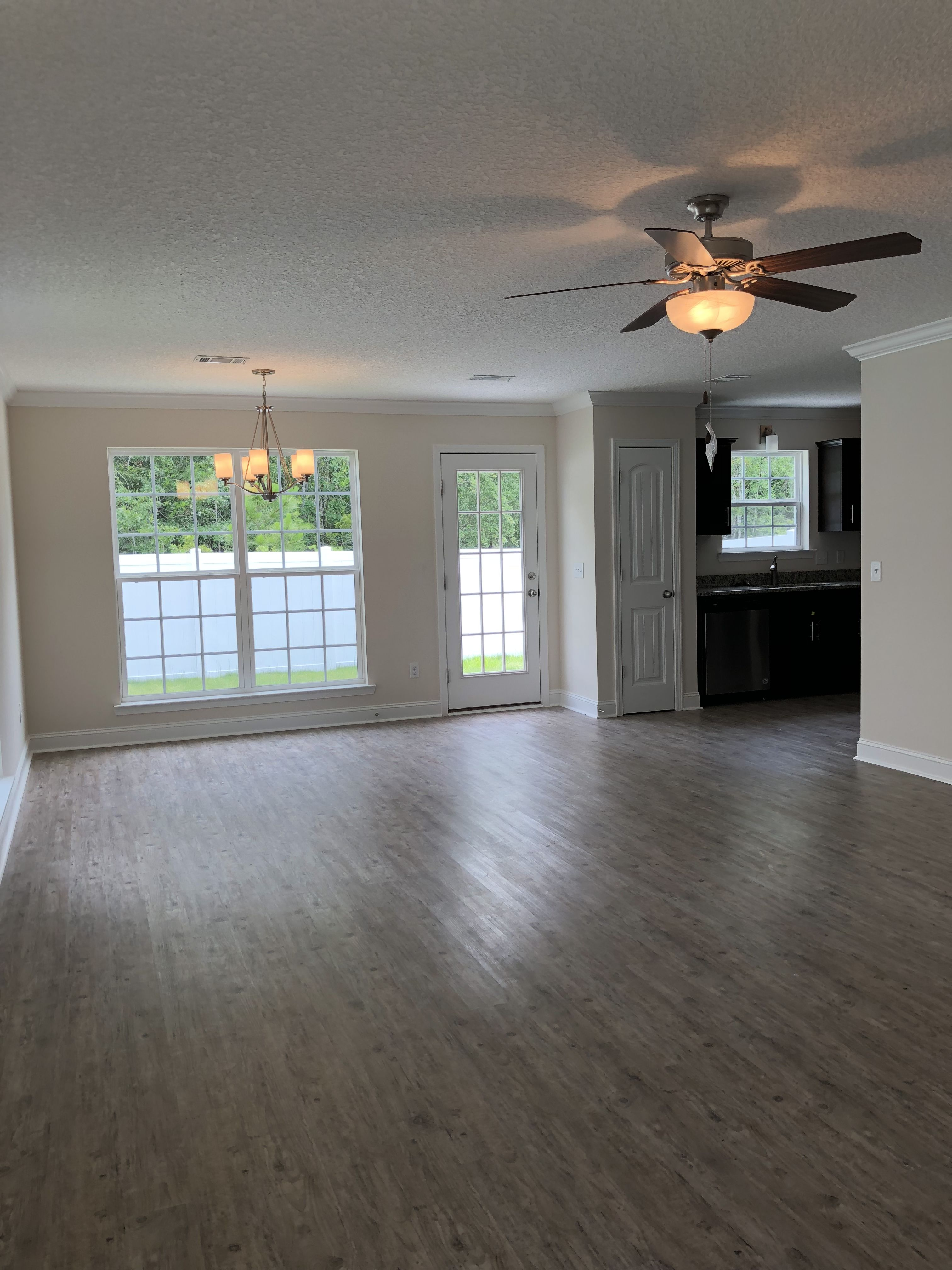 Beautiful Open Living Space In This Madison Floor Plan Great