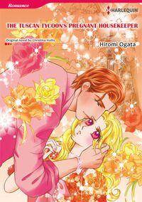 THE TUSCAN TYCOON'S PREGNANT HOUSEKEEPER | Comic | Romance Comics