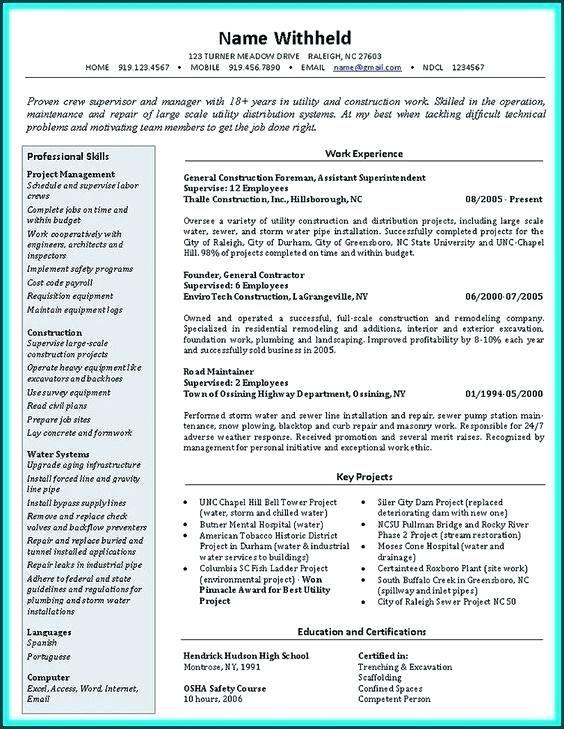 Resume For General Job Pizza Hut Cook Description Contractor