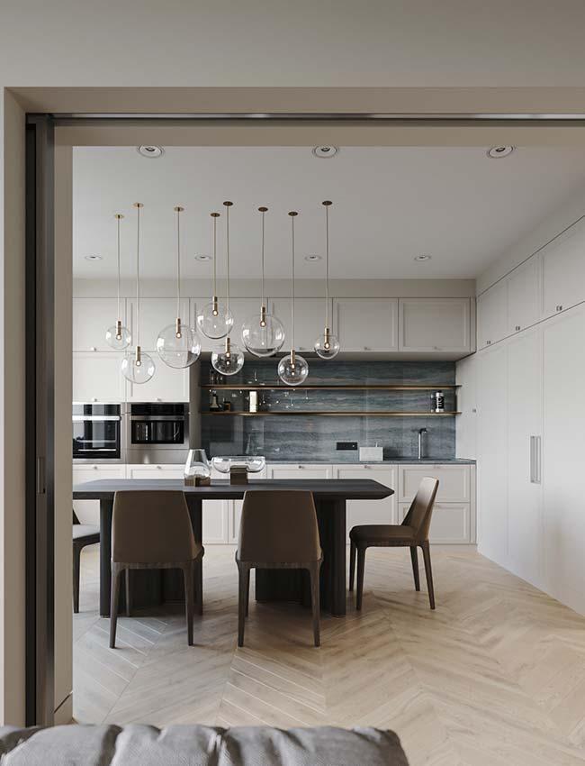 Tischdekorationen: Lernen Sie 60 perfekte Ideen zu machen - Neu dekoration stile #bubblekronleuchter