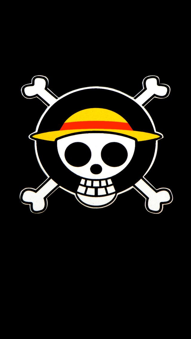 One Piece Logo Wallpaper Downloads Backgrounds Iphone