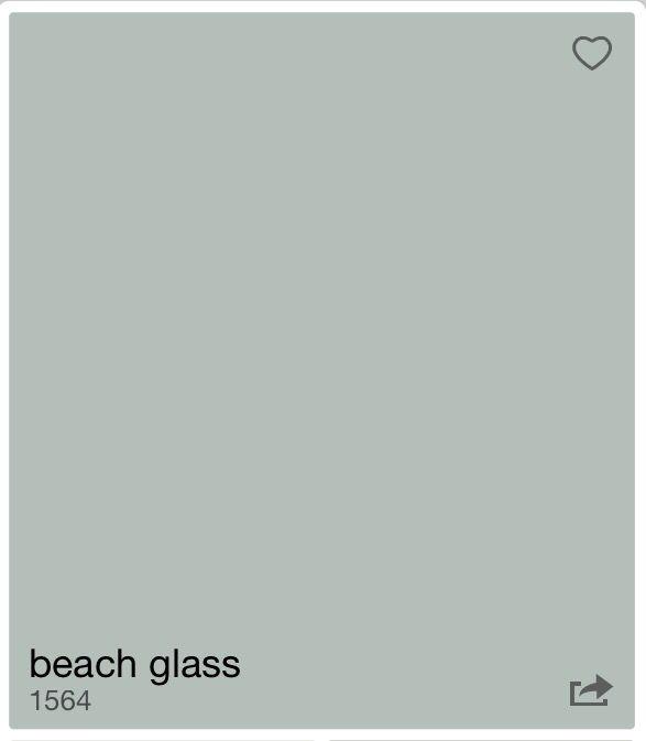 Benjamin Moore Beach Glass For My Office Benjamin Moore Beach