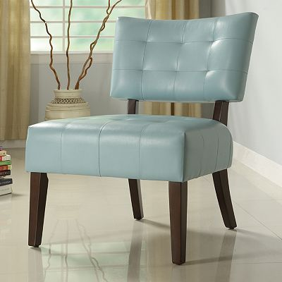 HomeVance Accent Chair, Kohls. I Love The Color Of This Chair. I Would