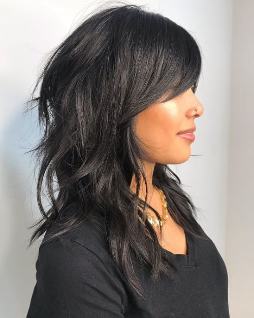 50 Shag Haircuts Worth Trying This Season   JULIE IL SALON Gallery