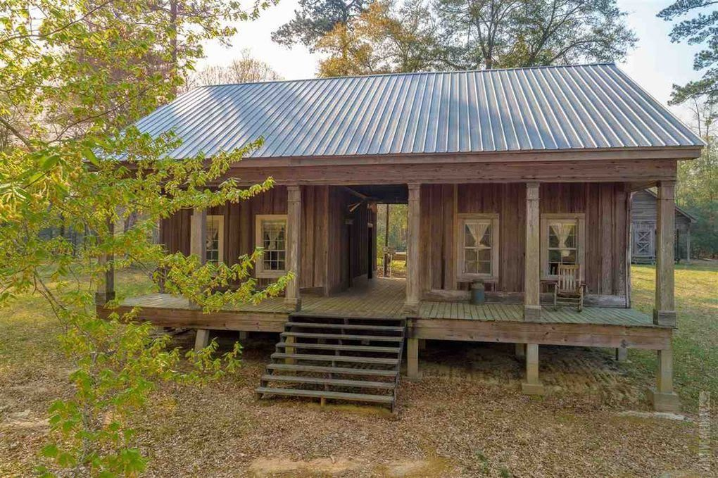 1886 Farmhouse For Sale In Wiergate Texas Dog Trot House Old