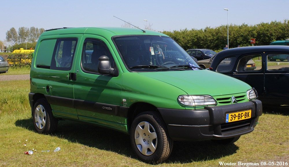 Citro U00ebn Berlingo 1 9d 4x4 Dangel 2002
