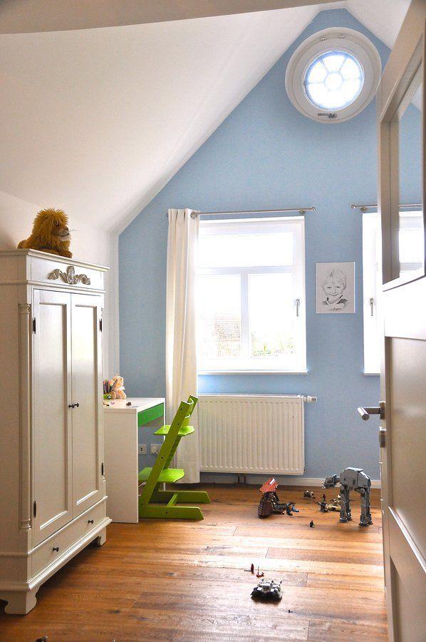 Ideen und Tipps für die Einrichtung eines Kinderzimmers (2-6 Jahre) - kinderzimmer klein idea