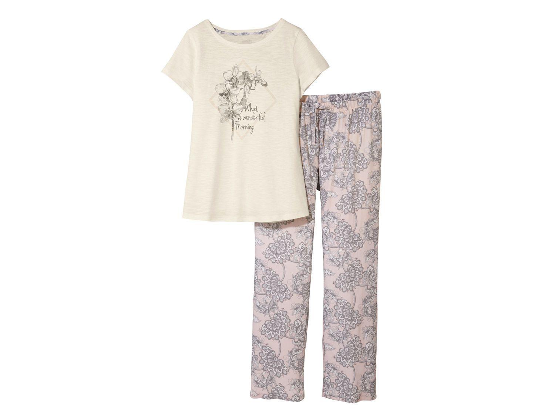 6440b38944ff ESMARA® Lingerie Damen Pyjama - Lidl Deutschland - lidl.de ...