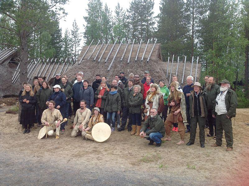 OpenArch on vuosina 2011-15 toteutettava hanke, jossa on 11 partneria kahdeksasta Euroopan maasta.  Kierikkikeskus on hankkeen ainoa suomalainen partneri.  Oulu (Finland)