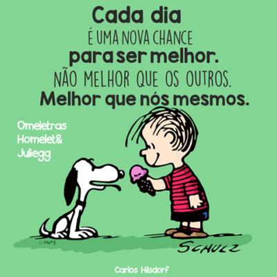 Melhor Que Nós Mesmos Peanuts Gang Snoopy Love E Frases