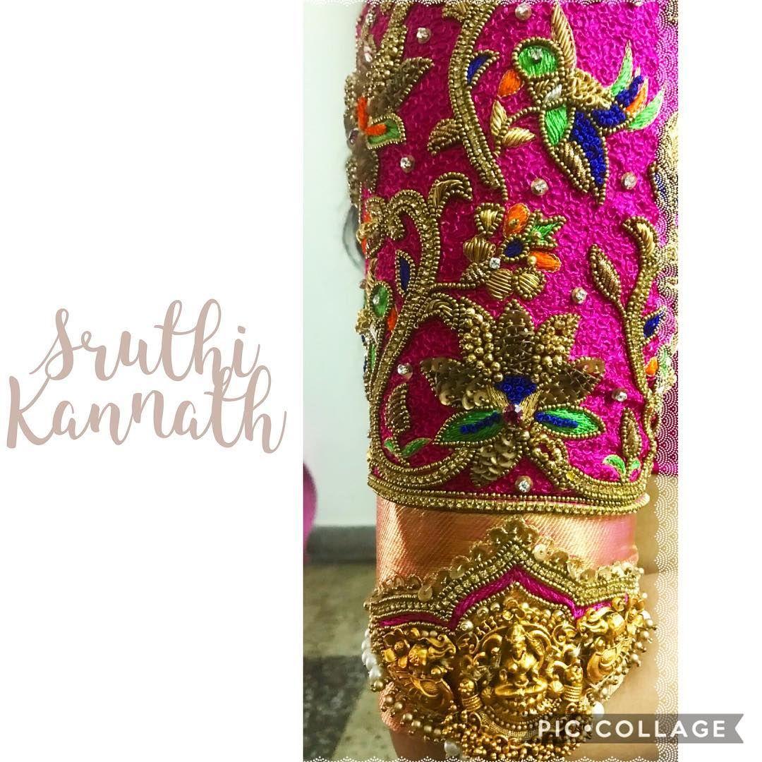 d8a1305cb0b90 Sruthi Kannath. Email   studiocouturek gmail.com . South Indian Blouse  Designs