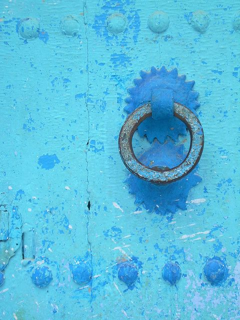 Chefchaouen Morocco All Things Pantone Blue