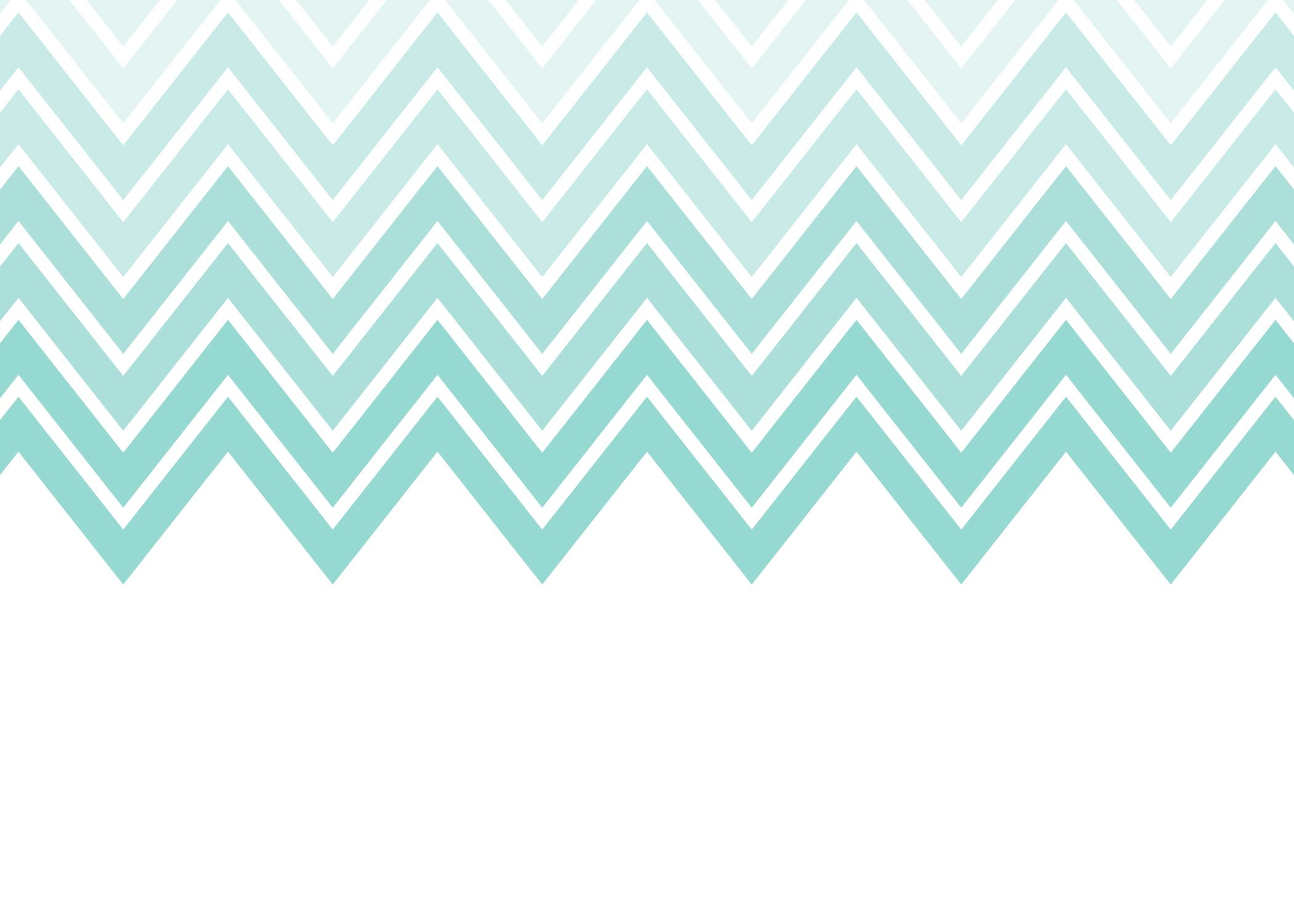 Image gallery ombre chevron background tumblr Ombre aqua wallpaper