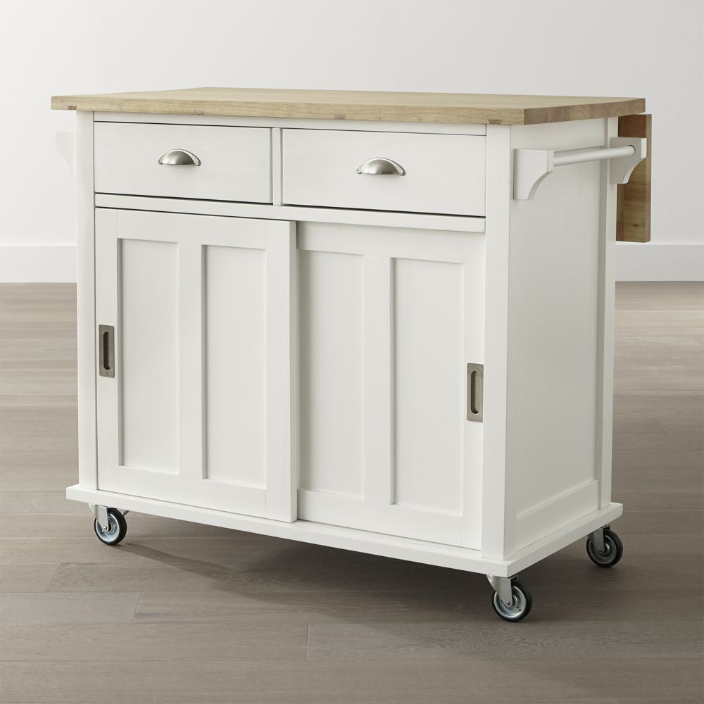 Portable Kitchen Islands Rolling Movable Designs Portable