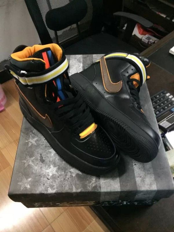 85ea2fbd095 2018 Limited Edition Basketball Shoes NIKE Riccardo Tisci R. T Sports Shoes  Low Mid High Sports Shoes SIZE36-45-005