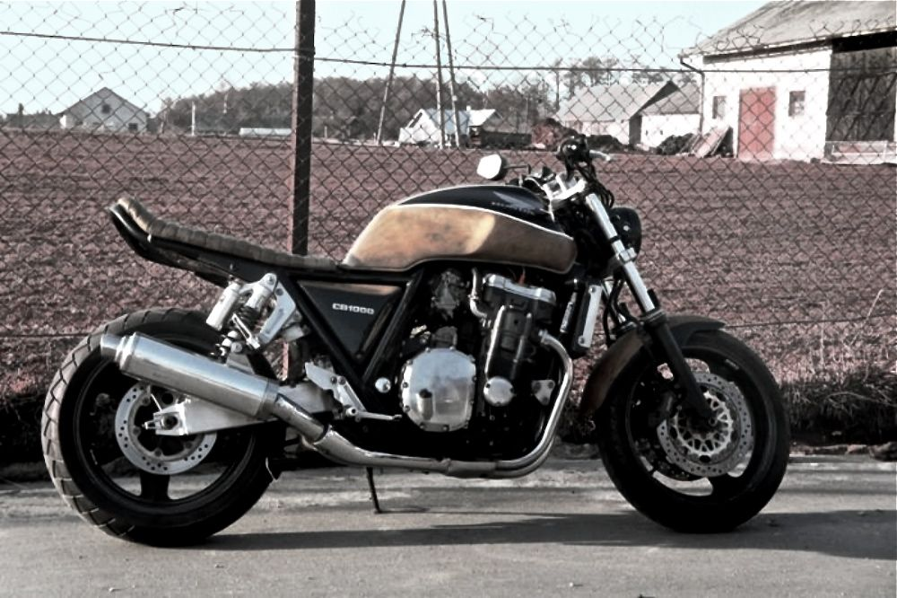 Inazuma Cafe Racer CB1000 Rat Fighter