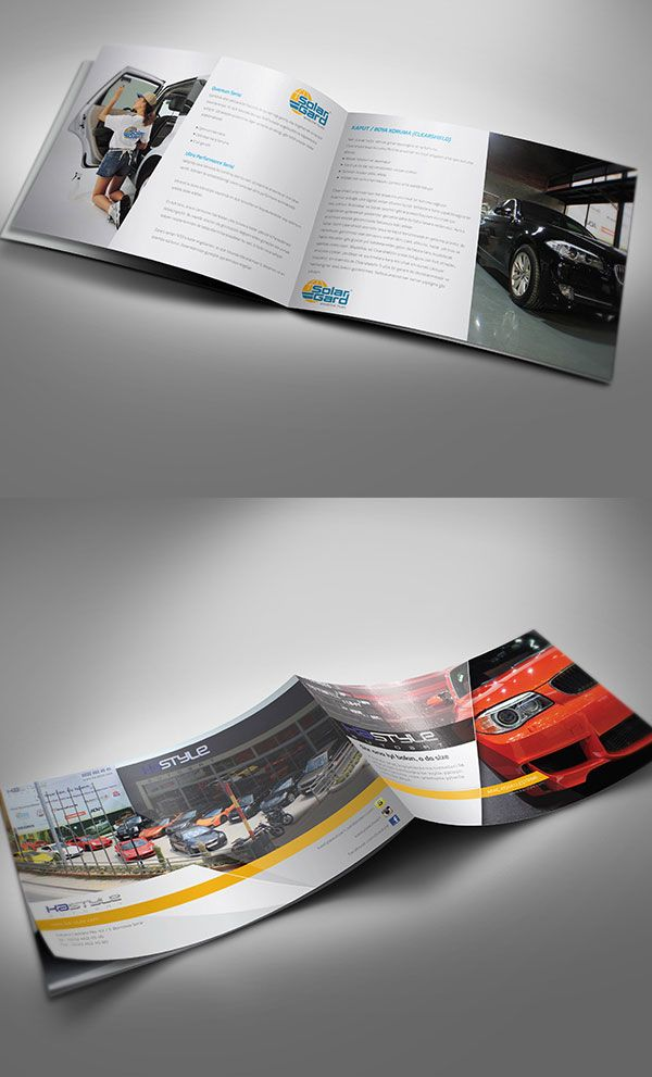 Ka Style Car Care brochure 3 20+ Beautiful Modern Brochure Design Ideas for Your 2014 Projects