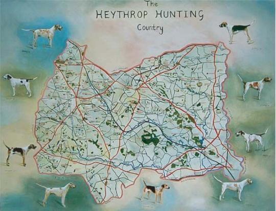 Heythrop Hunt