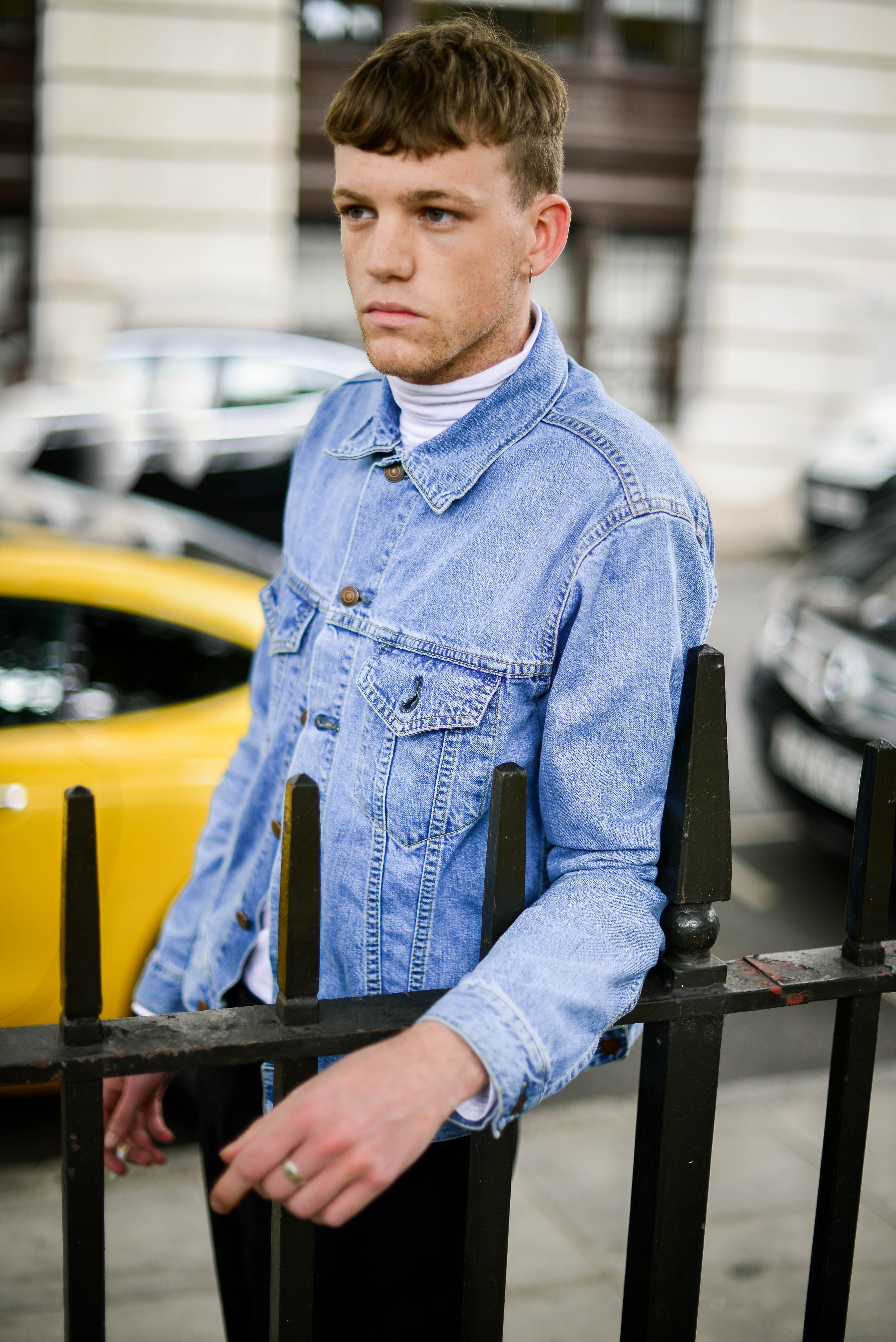 452524db What Would You Wear With A Denim Shirt - DREAMWORKS
