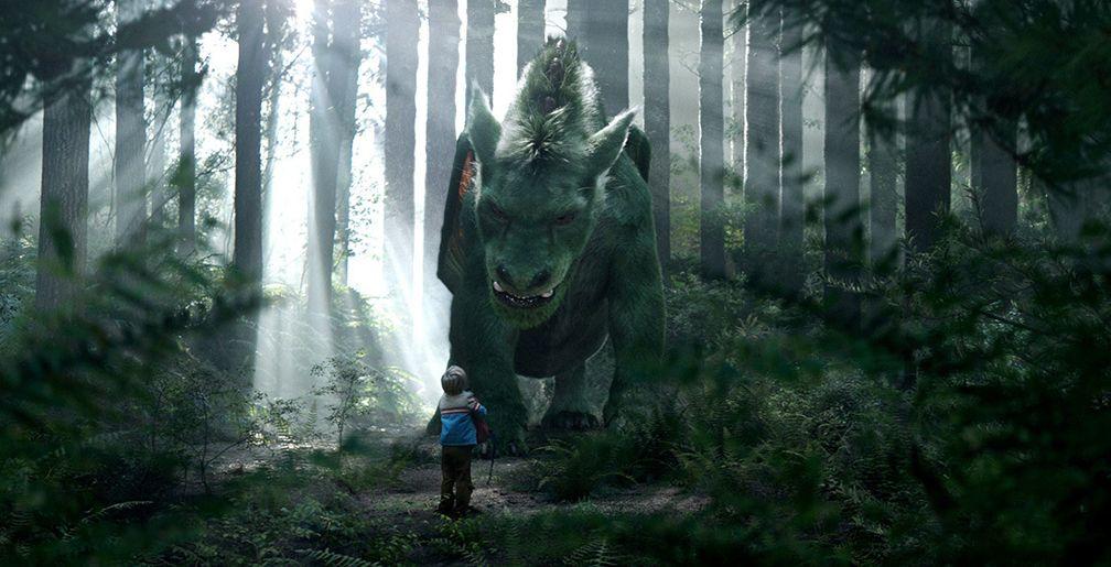 "Official Trailer For Disney's ""Pete's Dragon"" Pete"