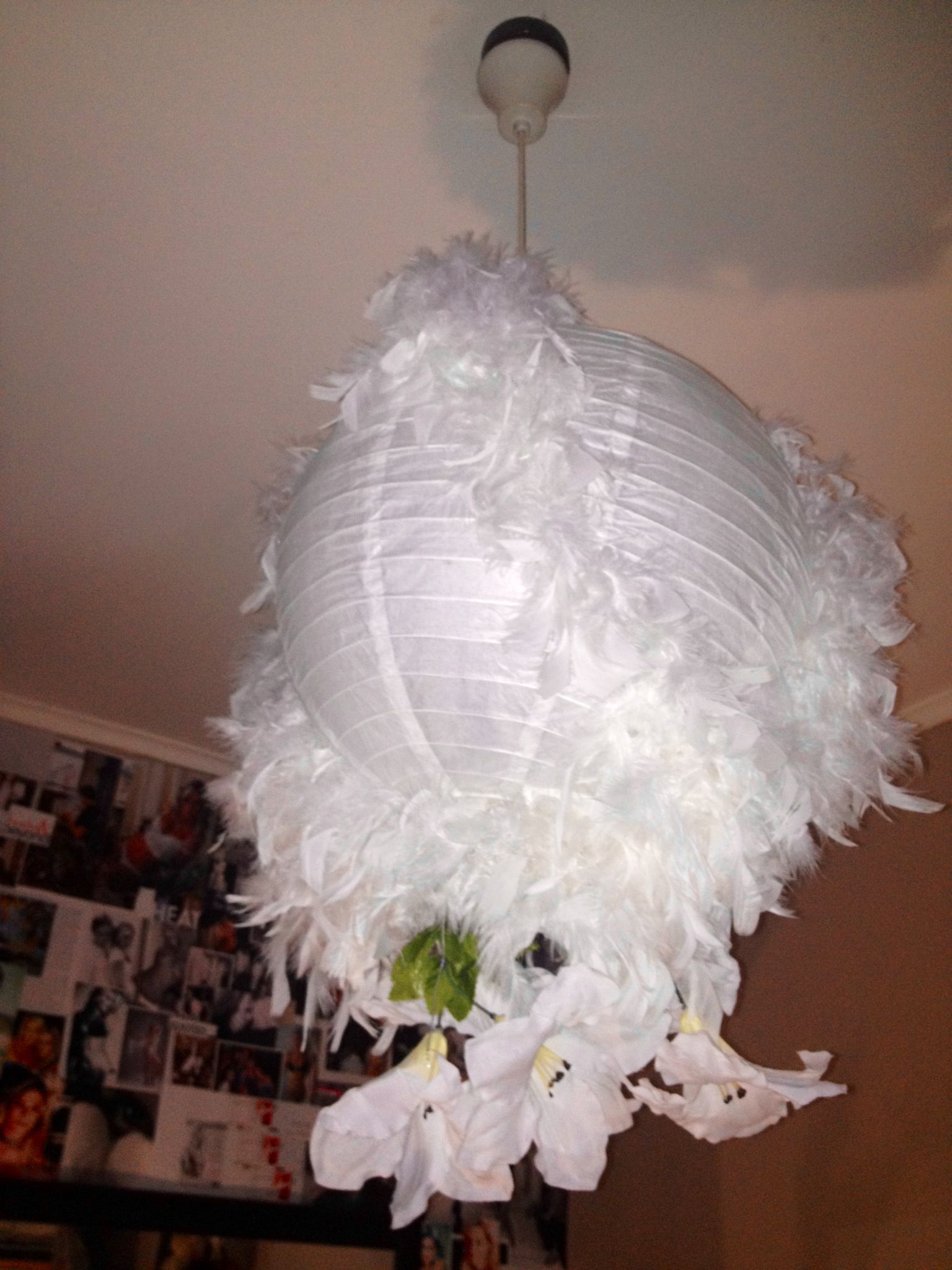 obsess'd lamp