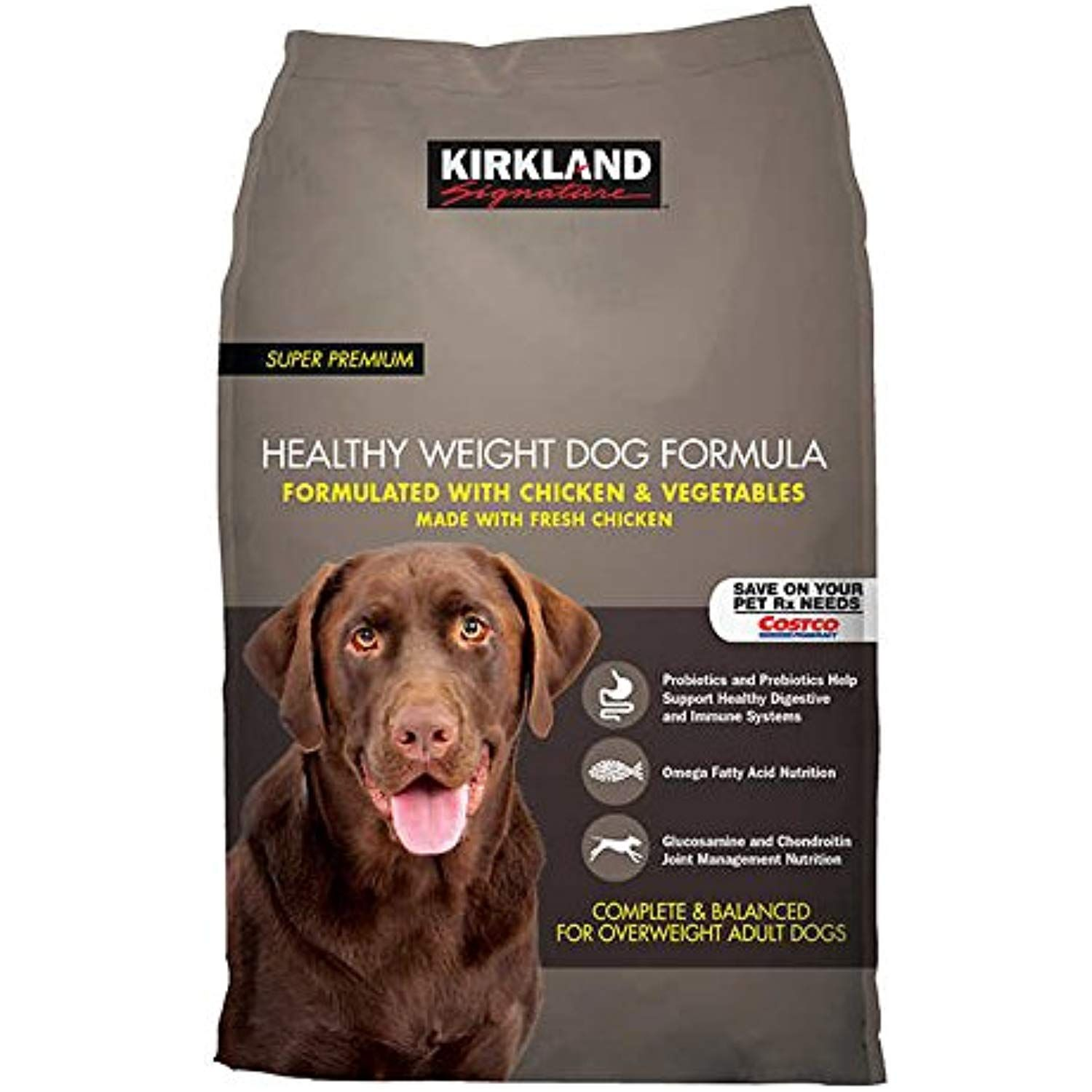 Kirkland Signature Dog Food Variety Formula Chicken Dogfood