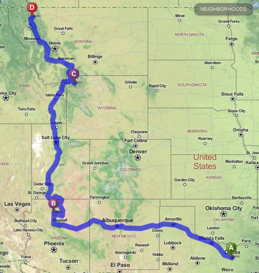 A Road Trip To All Of My Favorite National Parks -- Grand