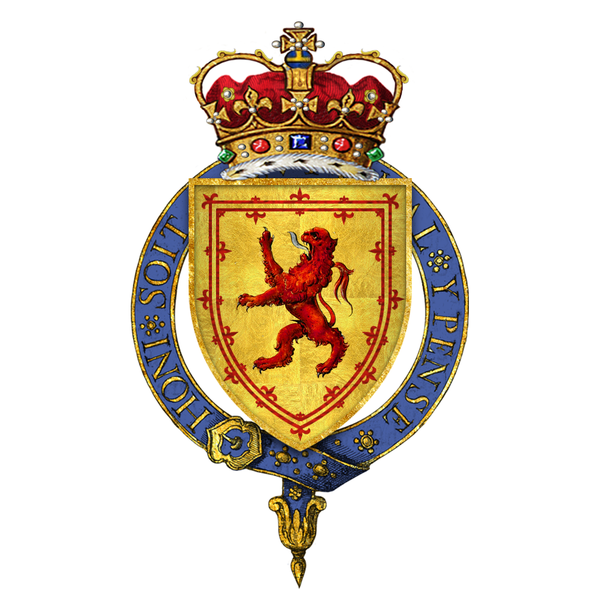 Coat Of Arms Of James Vi King Of Scotland Coat Of Arms