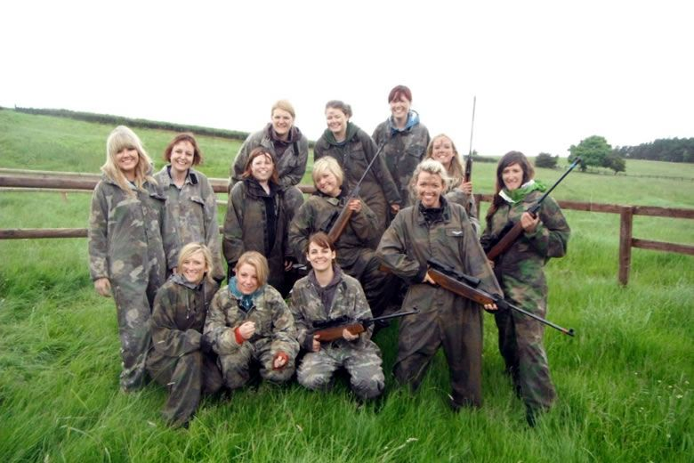 Air-rifle-shooting Cumbria and Yorkshire
