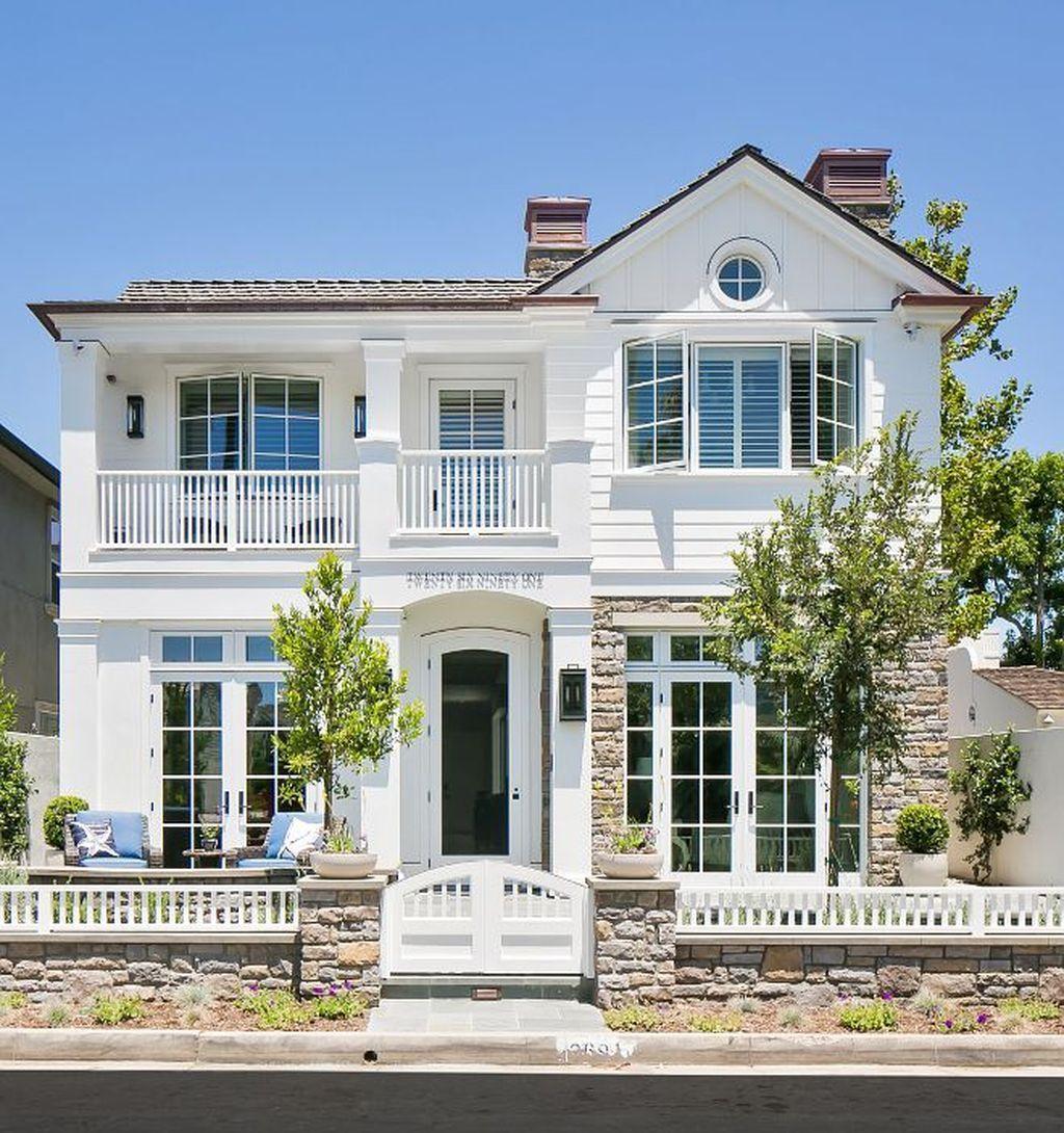 34 Admirable Beach House Exterior Design Ideas You Will Love House Paint Exterior House Exterior Beach House Exterior