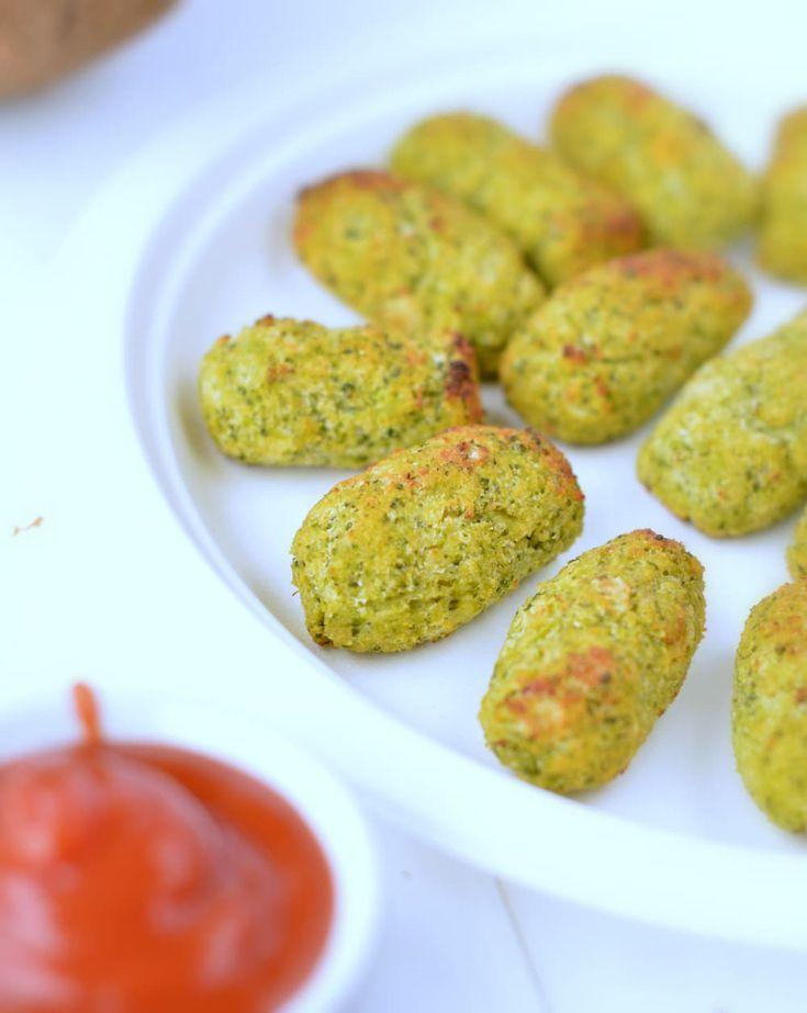 Tater Tot Recipe |Low Carb Broccoli & Coconut Flour  - Keto -