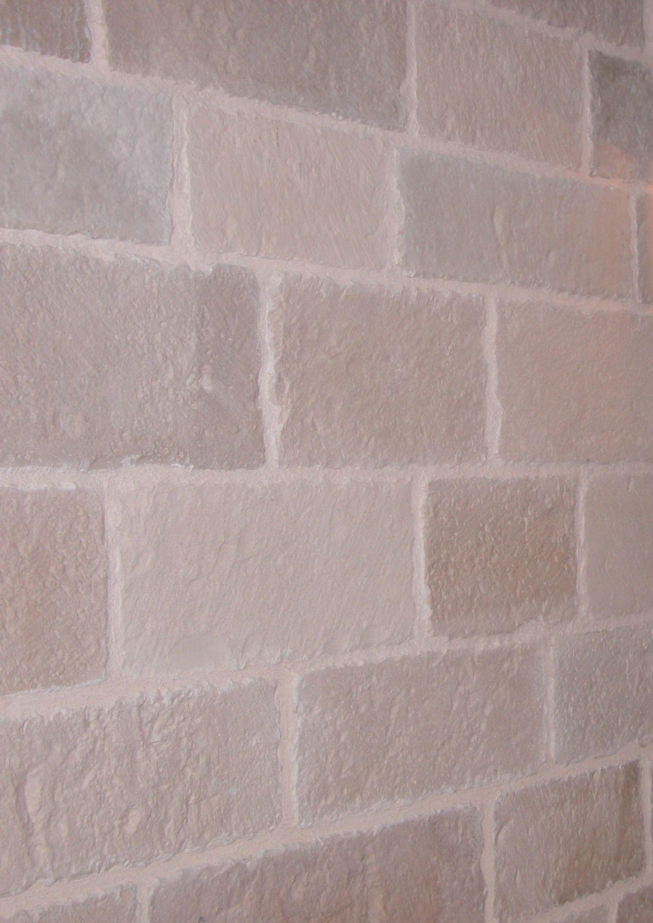 Muret En Pierre Reconstituée se rapportant à plaquettes de parement en pierre reconstitu�e; dalles de mur